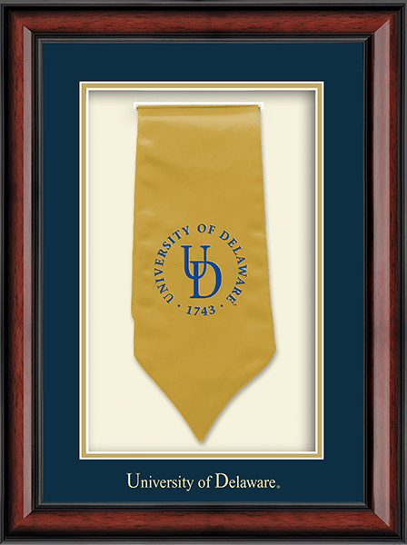 Commemorative Stole Shadow Box Frame in Southport
