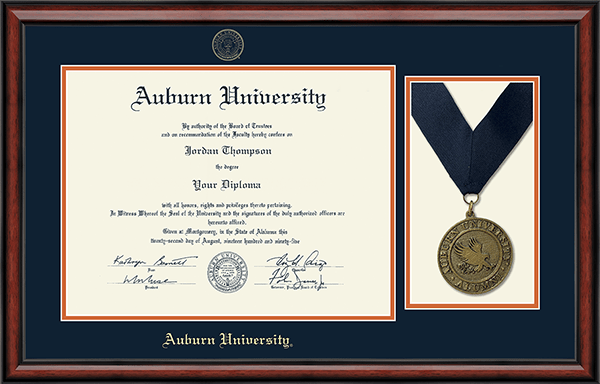 Medal Diploma Frame in Southport